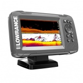 Lowrance HOOK2-5 SplitShot US Coastal/ROW (000-14018-001)