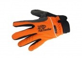 Lindy AC950 Fish Handling Glove Left Hand Orange