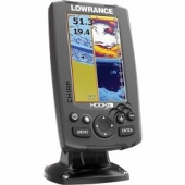 Lowrance Hook 4 Mid/High/DownScan