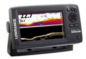 Lowrance Hook 7X Mid/High/DownScan