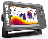 Lowrance HOOK2-7 SplitShot US Coastal/ROW (000-14023-001)