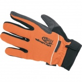 Lindy AC940 Fish Handling Glove Left Hand Orange